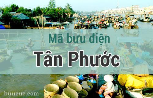 Mã bưu điện Tân Phước, Tiền Giang