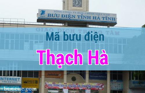 Mã bưu điện Thạch Hà, Hà Tĩnh