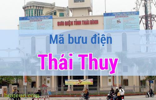 Mã bưu điện Thái Thuỵ, Thái Bình