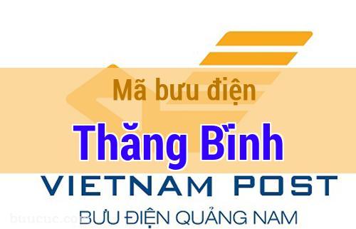 Mã bưu điện Thăng Bình, Quảng Nam