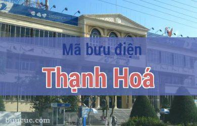 Mã bưu điện Thạnh Hoá, Long An