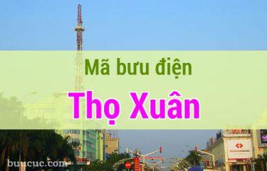 Mã bưu điện Thọ Xuân, Thanh Hoá