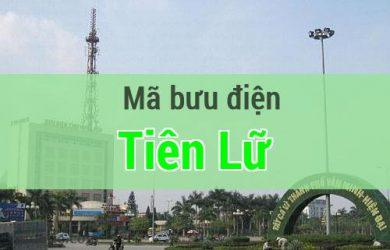 Mã bưu điện Tiên Lữ, Hưng Yên