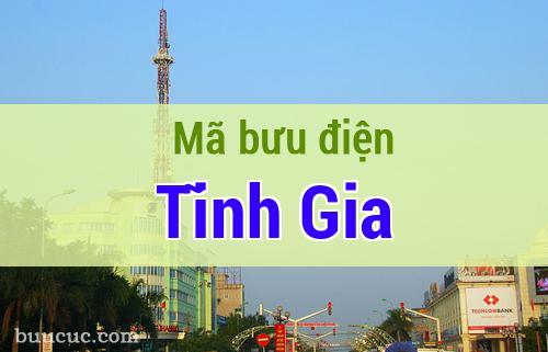 Mã bưu điện Tĩnh Gia, Thanh Hoá