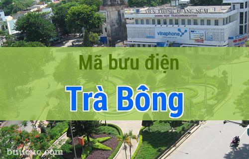 Mã bưu điện Trà Bồng, Quảng Ngãi
