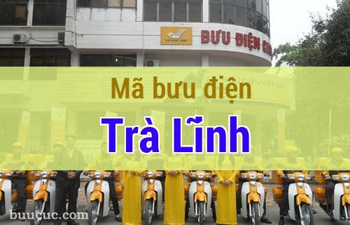 Mã bưu điện Trà Lĩnh, Cao Bằng