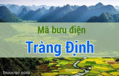 Mã bưu điện Tràng Định, Lạng Sơn