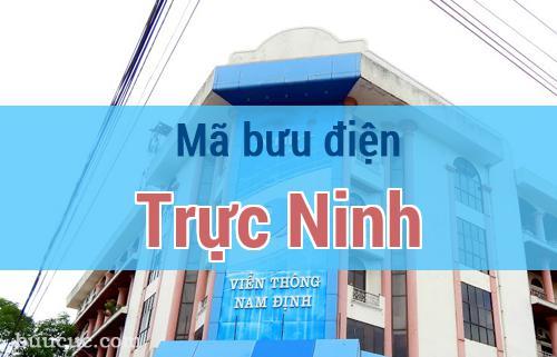 Mã bưu điện Trực Ninh, Nam Định