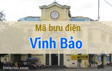 Mã bưu điện Vĩnh Bảo, Hải Phòng