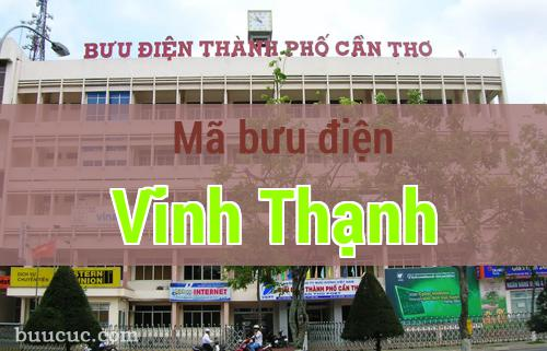 Mã bưu điện Vĩnh Thạnh, Cần Thơ