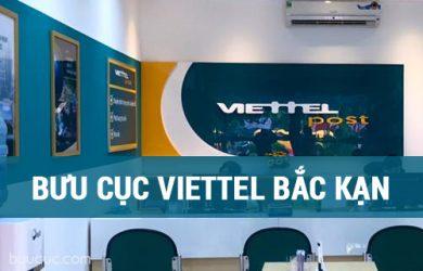 Chuyển phát nhanh Viettel Bắc Kạn