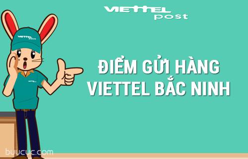 Tổng hợp các địa chỉ chuyển phát nhanh Viettel tại Bắc Ninh