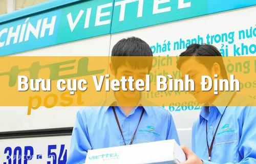 Chi nhánh bưu chính Viettel Bình Định