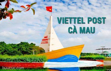 Chuyển phát nhanh Viettel Cà Mau