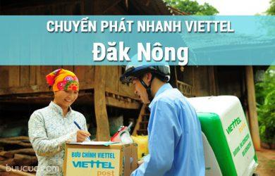 Chi nhánh Bưu chính Viettel Đăk Nông