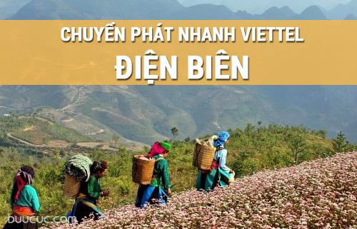Địa chỉ gửi/nhận hàng hóa chuyển phát nhanh Viettel tại Điện Biên