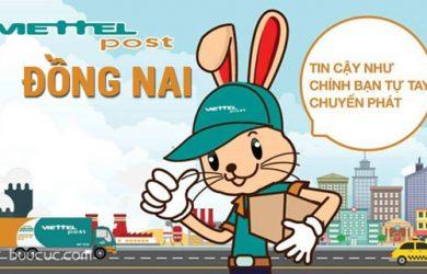Chi Nhánh Bưu chính Viettel Đồng Nai