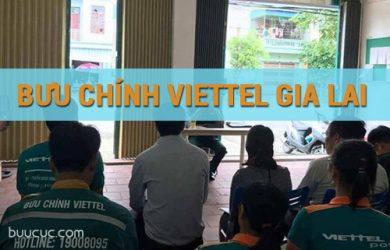 Chi Nhánh Bưu Chính Viettel Gia Lai