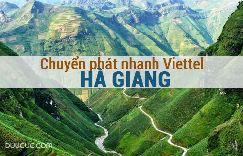 Địa chỉ chuyển phát nhanh Viettel ở Hà Giang