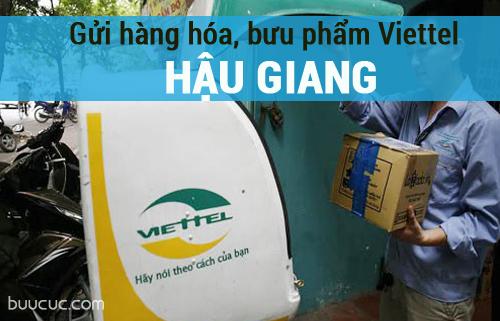 Số điện thoại chuyển phát nhanh Viettel Hậu Giang