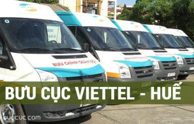 Bưu điện Viettel ở Huế
