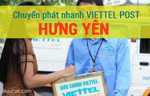 Tổng hợp địa chỉ bưu cục chuyển phát nhanh Viettelpost ở Hưng Yên