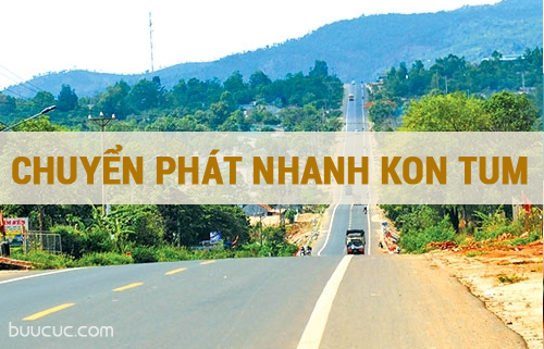 Chi nhánh bưu chính Viettel Kon Tum