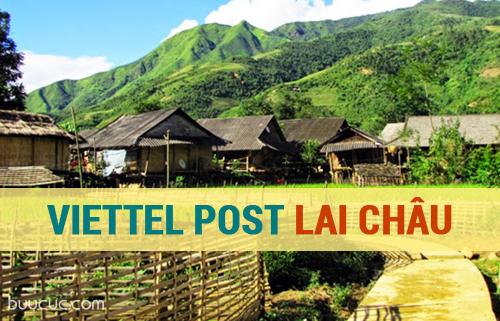 Bưu cục Viettel Post Lai Châu