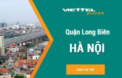 Chuyển phát nhanh Viettel ở Long Biên – Hà Nội