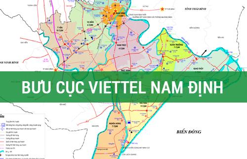 Bưu cục Viettel Nam Định