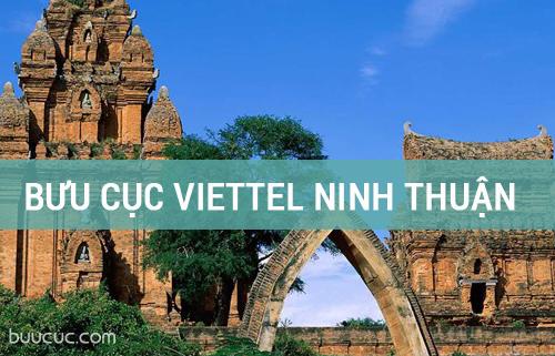 Danh sách bưu cục bưu chính Viettel Post Ninh Thuận