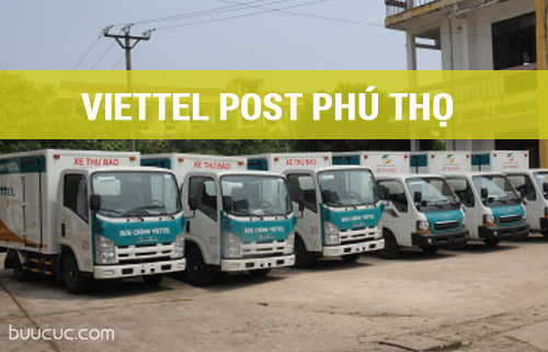 Chuyển phát nhanh Viettel Phú Thọ