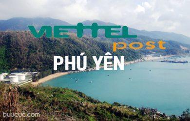 Địa chỉ chuyển phát nhanh Viettel tại Phú Yên