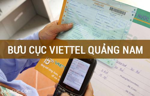 Chi Nhánh Bưu Chính Viettel Quảng Nam (Viettel Post)