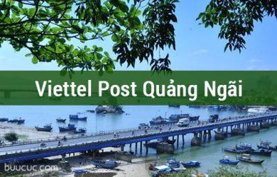 Chuyển phát nhanh Viettel Quảng Ngãi