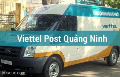 Bưu cục Viettel Post Quảng Ninh