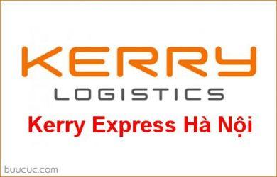Chuyển phát nhanh Kerry Express Hà Nội