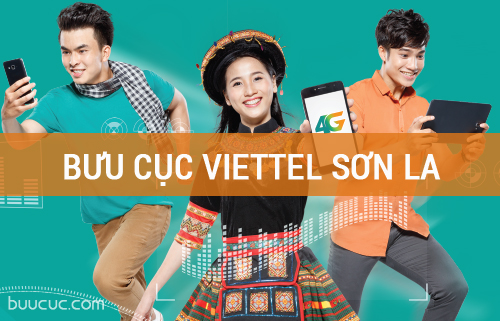 Bưu cục Viettel Post Sơn La