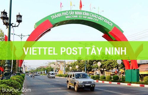 Chuyển Phát Nhanh Viettel Tây Ninh