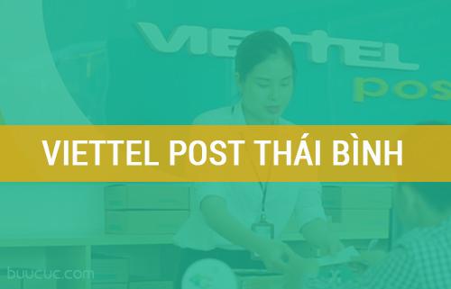Địa chỉ chuyển phát nhanh Viettel tại Thái Bình