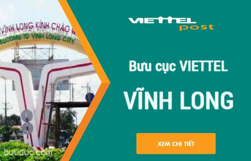Bưu cục Viettel Vĩnh Long