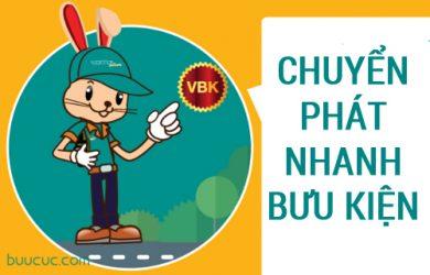 Bảng giá Dịch vụ chuyển phát nhanh Bưu kiện (VBK) của Viettel Post