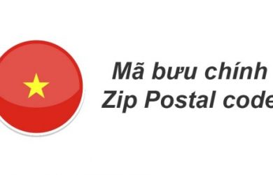 Mã bưu chính là gì?