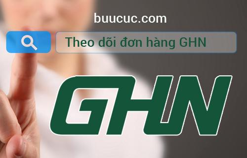 Tra cứu vận đơn giao hàng nhanh – Theo dõi đơn hàng GHN