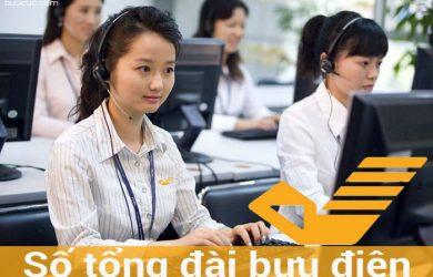 Số tổng đài bưu điện Việt Nam – VNPost