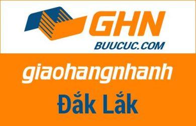 Bưu cục GHN Đắk Lắk