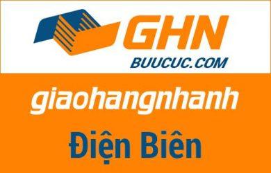 Bưu cục GHN Điện Biên