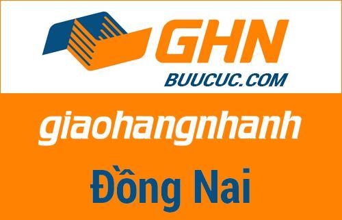 Bưu cục GHN Đồng Nai