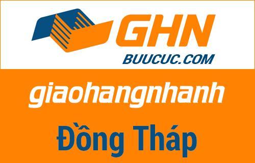 Bưu cục GHN Đồng Tháp