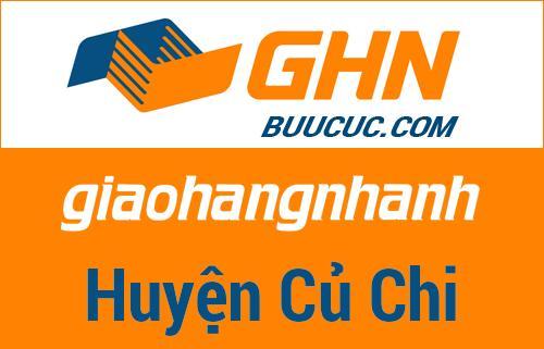 Bưu cục GHN Huyện Củ Chi – Hồ Chí Minh